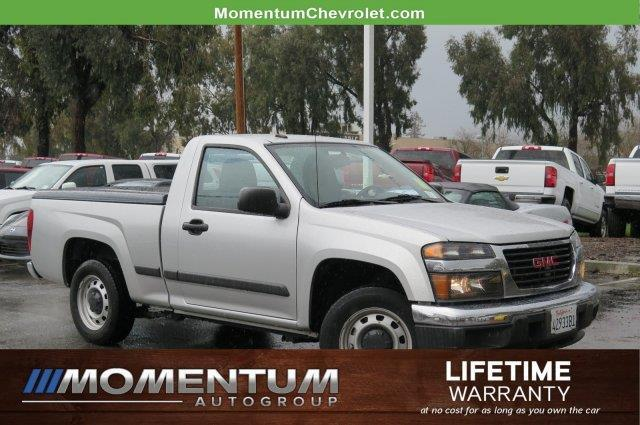 2010 GMC Canyon Work Truck 4x2 Work Truck 2dr Regular
