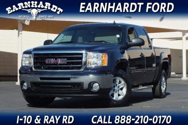 2010 gmc sierra 1500 4x2 sle 4dr crew cab 5 8 ft sb for sale in chandler arizona classified. Black Bedroom Furniture Sets. Home Design Ideas