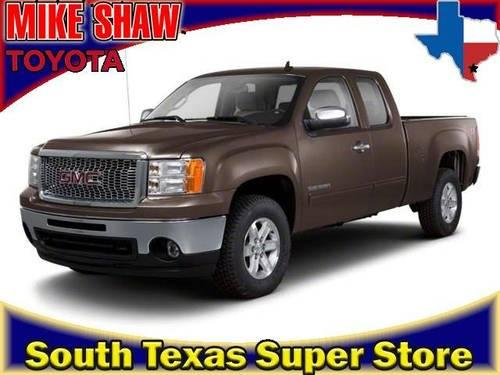 2010 gmc sierra 1500 extended cab pickup sle for sale in bluntzer texas classified. Black Bedroom Furniture Sets. Home Design Ideas