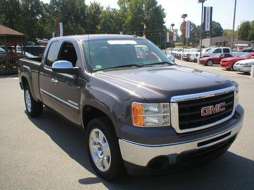 2010 GMC Sierra 1500 Extended Cab Pickup Truck SLE for Sale in Gravel Ridge, Arkansas Classified ...