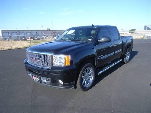 2010 gmc sierra 1500 truck denali for sale in lubbock texas classified. Black Bedroom Furniture Sets. Home Design Ideas