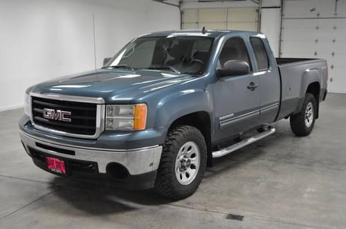 2010 gmc sierra 1500 truck sle extended cab for sale in for Dave smith motors locations