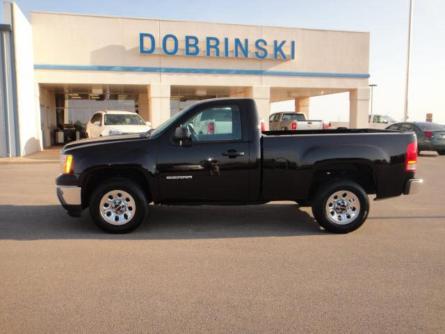 2010 gmc sierra 1500 work truck for sale in kingfisher oklahoma classified. Black Bedroom Furniture Sets. Home Design Ideas