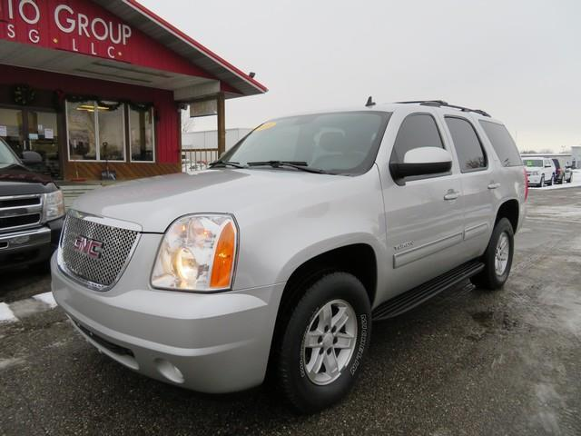 2010 gmc yukon slt 4x4 slt 4dr suv for sale in mount pleasant michigan classified. Black Bedroom Furniture Sets. Home Design Ideas