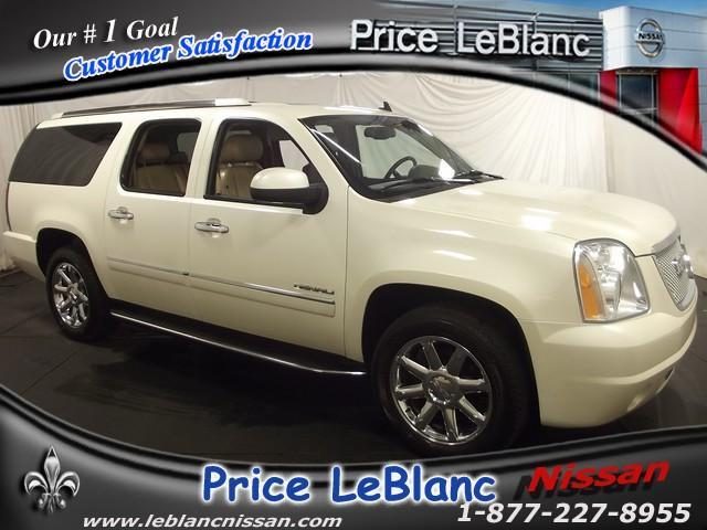 2010 gmc yukon xl 1500 denali gonzales la for sale in. Black Bedroom Furniture Sets. Home Design Ideas