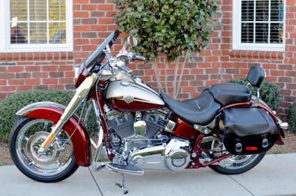 Harley Davidson Softail For Sale Minnesota >> 2010 Harley-Davidson CVO Softail Convertible, Screaming Eagle Fat-Boy for Sale in Minneapolis ...