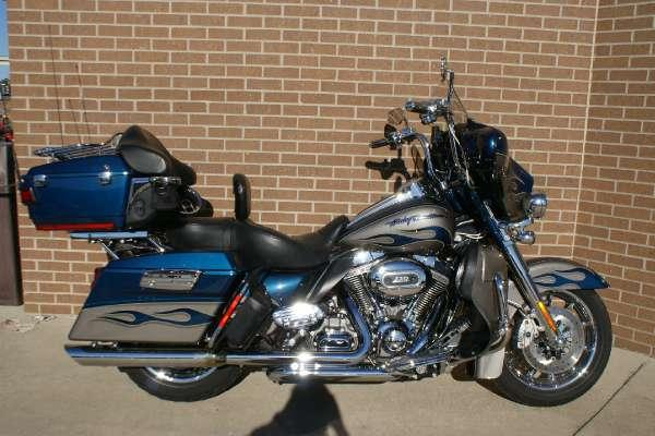 Cvo Motorcycles For Sale Texas >> 2010 Harley-Davidson CVO Ultra Classic Electra Glide for Sale in Red River Army Depot, Texas ...
