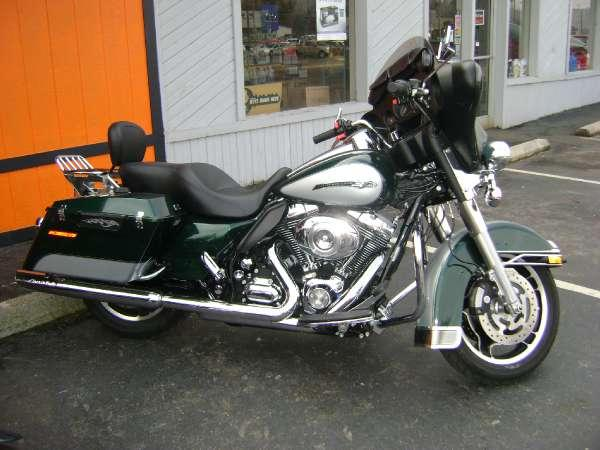 2010 Harley-Davidson Electra Glide Classic Police for Sale ...