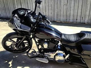 2010 Harley Davidson FLTRX Road Glide Custom in