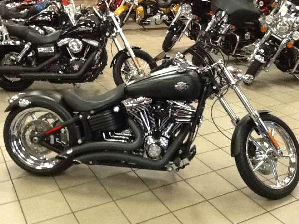 2010 harley davidson softail rocker c for sale in mobile alabama classified. Black Bedroom Furniture Sets. Home Design Ideas