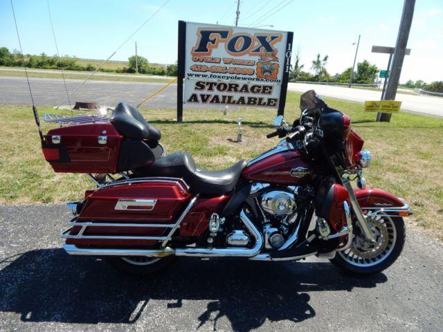 2010 Harley-Davidson Touring Ultra Classic Electra