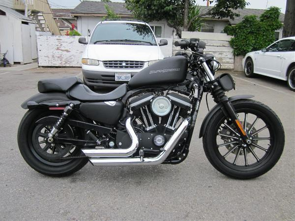 2010 harley davidson xl 883n sportster iron 883 for sale in goleta california classified. Black Bedroom Furniture Sets. Home Design Ideas