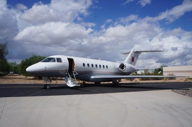 2010 Hawker 4000 Price On Request