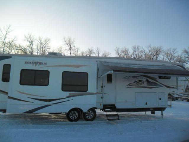 2010 heartland bighorn 3600re 5th wheel trailer for sale in detroit lakes minnesota classified
