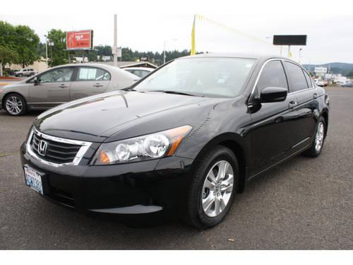 2010 Honda Accord 4 Dr Sedan Lx P For Sale In Longview