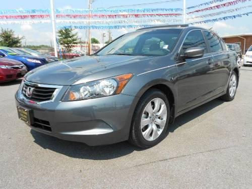 2010 honda accord 4dr car 4dr i4 auto ex l for sale in huntsville alabama classified. Black Bedroom Furniture Sets. Home Design Ideas