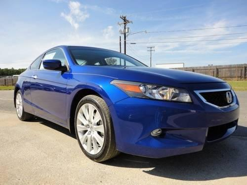 2010 honda accord cpe coupe 2dr cpe v6 exl for sale in guthrie north carolina classified. Black Bedroom Furniture Sets. Home Design Ideas