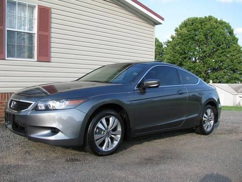 2010 honda accord ex coupe 4 cyl for sale in gilkey north