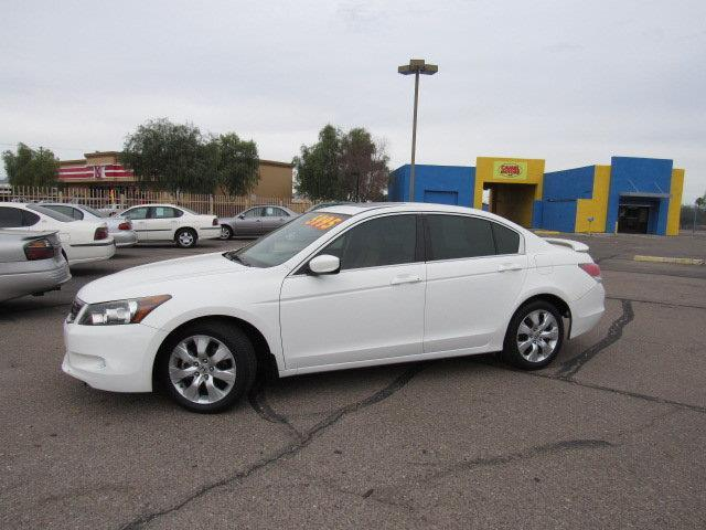 2010 Honda Accord Ex Ex 4dr Sedan 5a For Sale In Tucson