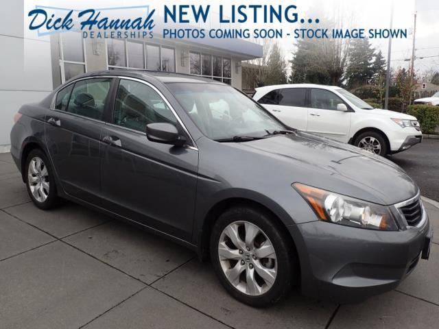 2010 Honda Accord EX-L EX-L 4dr Sedan 5A