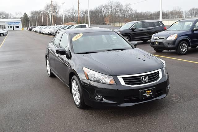 2010 Honda Accord EX-L V6 EX-L V6 4dr Sedan