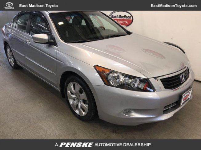 2010 honda accord ex l v6 sedan for sale in madison wisconsin classified. Black Bedroom Furniture Sets. Home Design Ideas