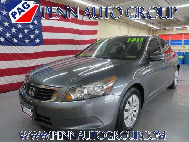 2010 Honda Accord LX LX 4dr Sedan 5A