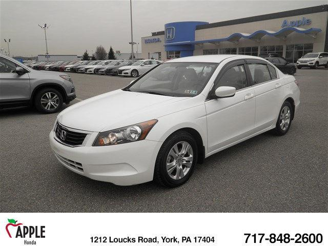 2010 honda accord lx p lx p 4dr sedan 5a for sale in york. Black Bedroom Furniture Sets. Home Design Ideas