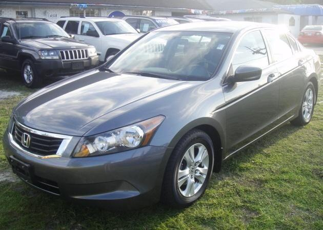 2010 honda accord lx p sedan at for sale in tampa florida. Black Bedroom Furniture Sets. Home Design Ideas