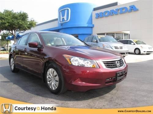2010 Honda Accord Sdn Sedan 4dr I4 Auto Lx For Sale In