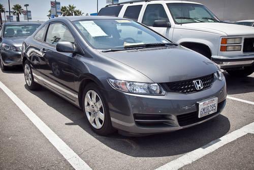 2010 honda civic coupe lx for sale in carson california for Carson honda 1435 e 223rd st carson ca 90745