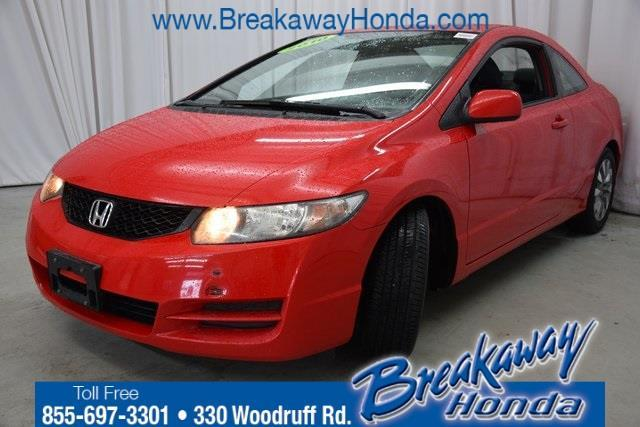 2010 Honda Civic EX-L EX-L 2dr Coupe 5A