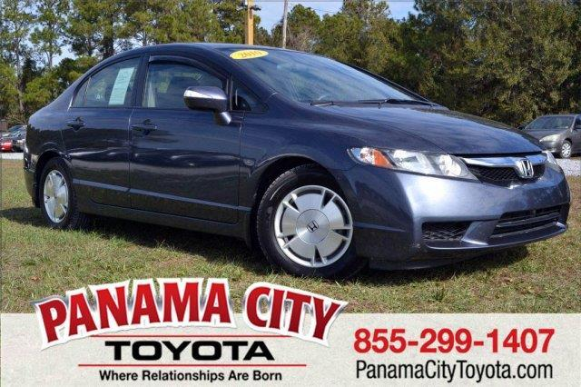 2010 Honda Civic Hybrid Hybrid 4dr Sedan w/Leather