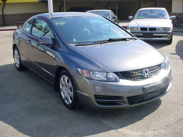 2010 Honda Civic LX LX 2dr Coupe 5A