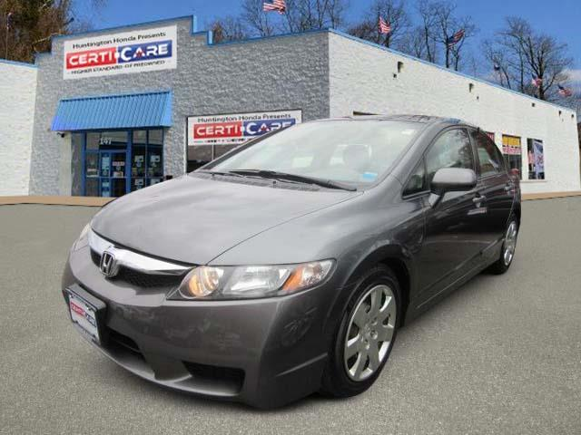 2010 Honda Civic LX LX 4dr Sedan 5A