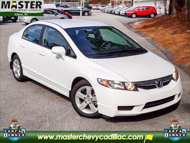 2010 Honda Civic LX-S LX-S 4dr Sedan 5A