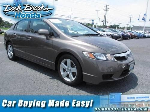 2010 honda civic sdn 4dr car lx s for sale in greer south carolina classified. Black Bedroom Furniture Sets. Home Design Ideas
