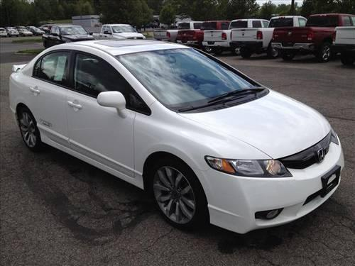 2010 honda civic sedan si for sale in balmville new york classified. Black Bedroom Furniture Sets. Home Design Ideas
