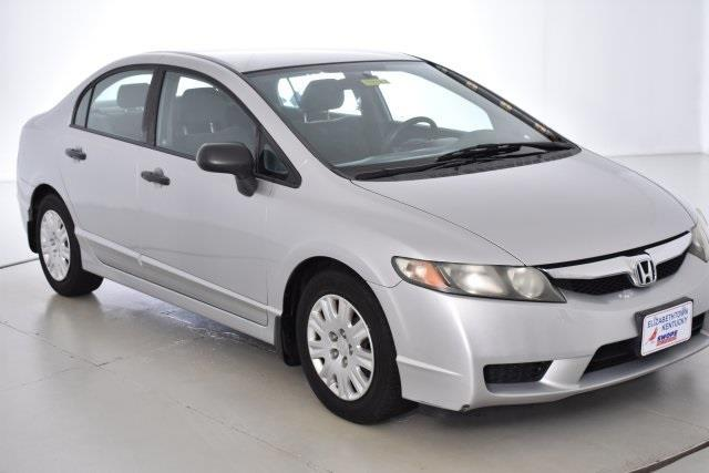 2010 Honda Civic VP VP 4dr Sedan 5A