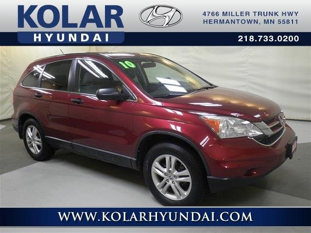 2010 honda cr v ex awd ex 4dr suv for sale in duluth. Black Bedroom Furniture Sets. Home Design Ideas