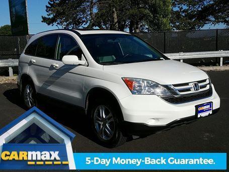 2010 Honda CR-V EX-L EX-L 4dr SUV