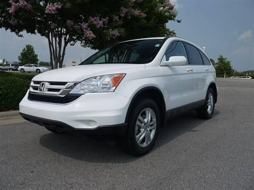 2010 honda cr v sport utility ex l with 6 disc changer sunroof for sale in wilson north. Black Bedroom Furniture Sets. Home Design Ideas