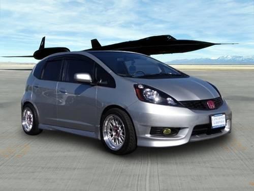 2010 honda fit sedan 5dr hb auto sport for sale in van nuys california classified. Black Bedroom Furniture Sets. Home Design Ideas
