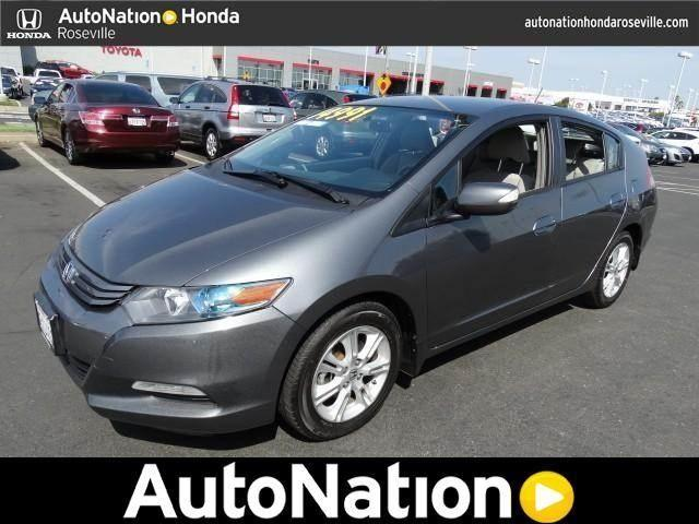 2010 honda insight for sale in roseville california classified. Black Bedroom Furniture Sets. Home Design Ideas