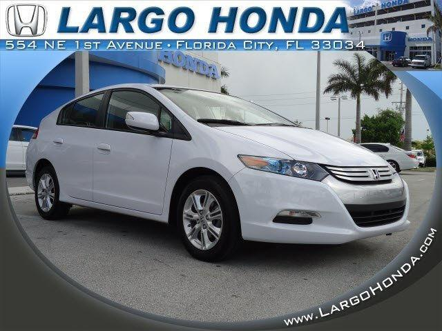 2010 honda insight ex for sale in florida city florida classified. Black Bedroom Furniture Sets. Home Design Ideas