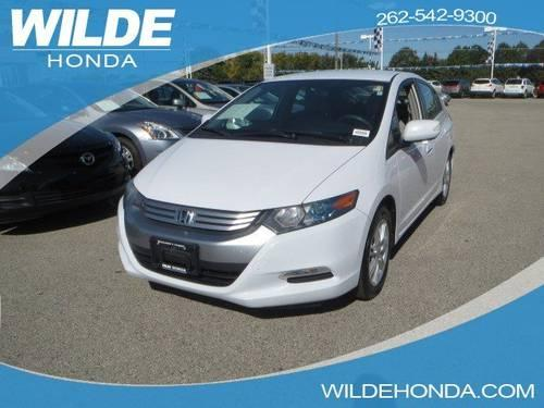 2010 honda insight hatchback ex for sale in waukesha wisconsin classified. Black Bedroom Furniture Sets. Home Design Ideas