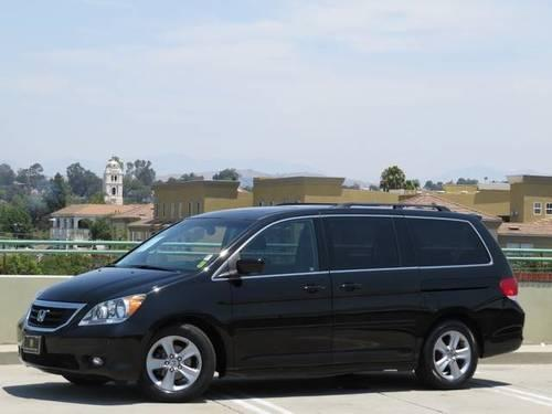 2010 honda odyssey for sale in fullerton california. Black Bedroom Furniture Sets. Home Design Ideas