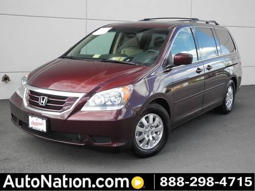2010 honda odyssey for sale in leesburg virginia. Black Bedroom Furniture Sets. Home Design Ideas