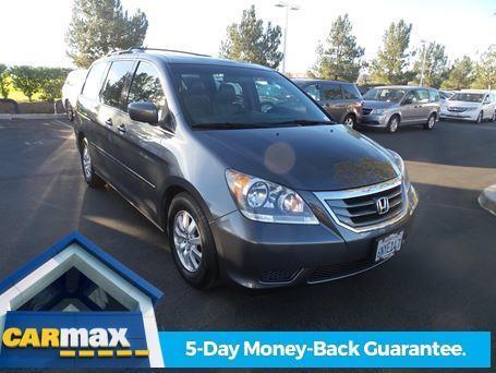 2010 Honda Odyssey EX-L EX-L 4dr Mini-Van