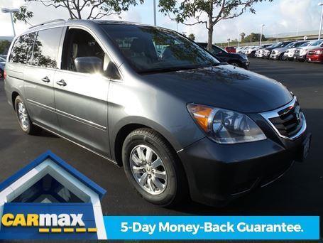2010 Honda Odyssey EX-L w/DVD EX-L 4dr Mini-Van w/DVD